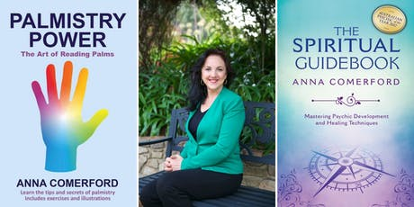 Book Launch: Anna Comerford tickets