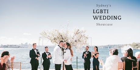 Sydney's LGBTI Wedding Showcase tickets