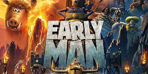 Family Movie Night: Early Man (All ages) FREE @ Waverley Library
