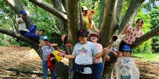 Earth Kids Homeschool Program - Tuesday Mornings