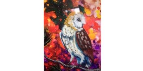 Galaxy Owl - Canberra tickets