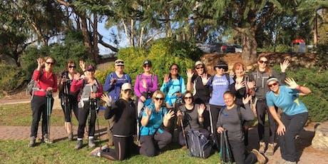 Weekend Walks for Women: The Yurrebilla Trail Stage 2 Hike July 7th tickets