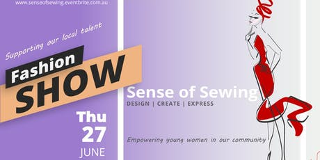 Sense of Sewing - Fashion Show tickets
