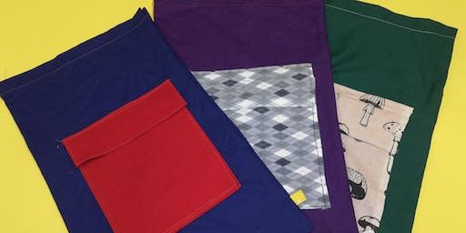 Library Bag Craft (5 - 8 yrs) @ Waverley Library # 24035
