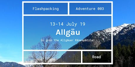 TH Adventure 003 - Allgäu Tickets