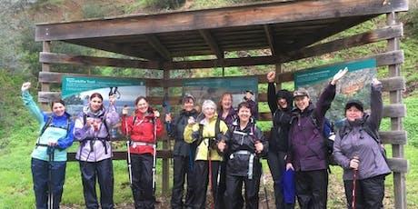 Weekend Walks for Women: The Yurrebilla Trail Stage 3 Hike July 14th tickets