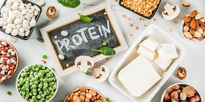 Protein Power - Cooking Camp for Kids (Ages 8-13)