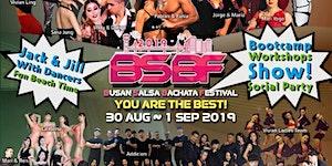 BUSAN SALSA BACHATA FESTIVAL 2019