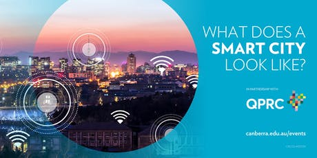 What does a smart city look like? tickets