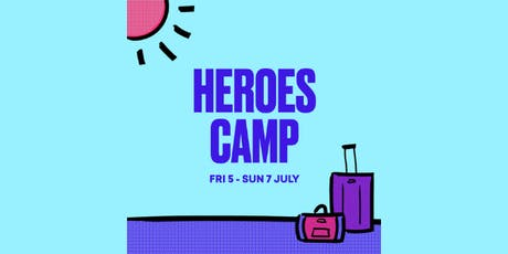 Reach Heroes Camp - NSW tickets