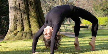 Happy Atelier Yoga de l'été billets