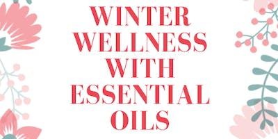 WINTER WELLNESS WITH ESSENTIAL OILS CLASS