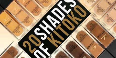 20 Shades of KITOKO in Belgium billets