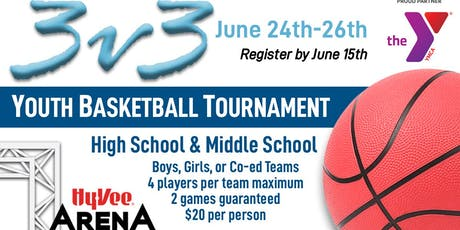 3v3 Youth Basketball Tournament tickets