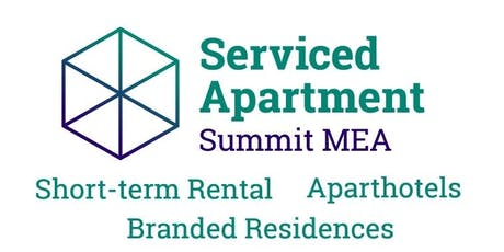 Serviced Apartment Summit MEA 2019 tickets