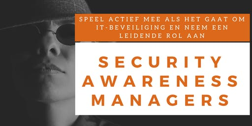 Security Awareness Managers Training (Nederlands)
