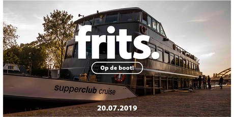 Frits op de boot!  tickets