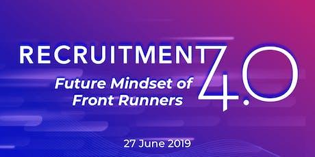 Executive Round Table – Recruitment 4.0 | Paris, June 27 tickets