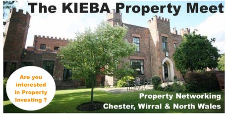 Kieba Property Meet - July - Chester, Wirral & North Wales tickets