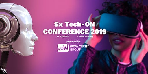SxTech On - Conference/Hackathon 2019