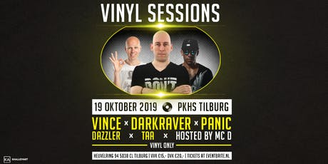 Vinyl Sessions tickets