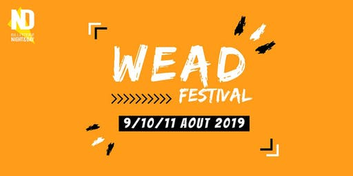 WEAD 2019 - Week-End d'Aout Dingue