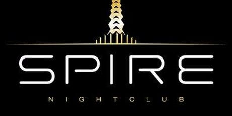 Mercy Fridays has moved To Spire Night Club  tickets