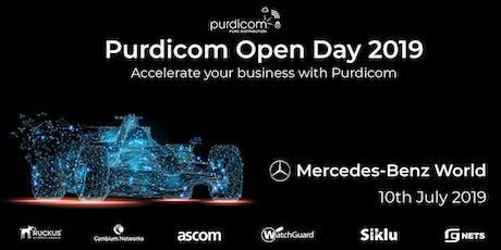 Purdicom Open Day 2019 tickets