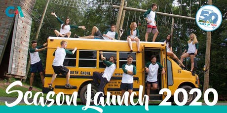 Geelong Camp America 2020 Season Launch tickets