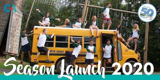Geelong Camp America 2020 Season Launch