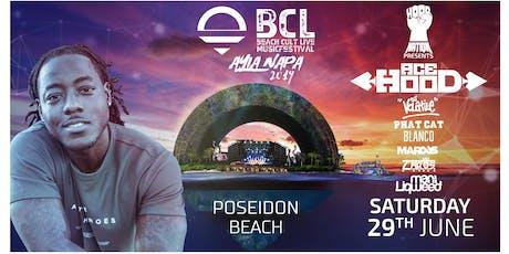 BCL Festival: Ace Hood tickets