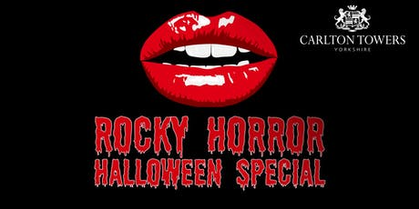 Rocky Horror Theme Halloween Special tickets