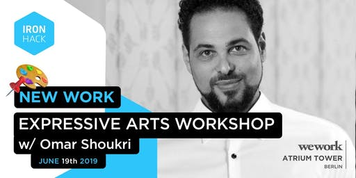 Irontalk - Expressive Arts Workshop