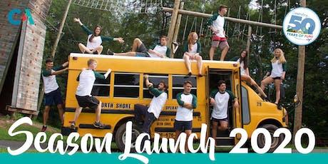 Perth Camp America 2020 Season Launch tickets