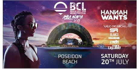 BCL Festival: Hannah Wants tickets