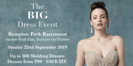 The BIG Dress Event At Kempton Park Racecourse tickets