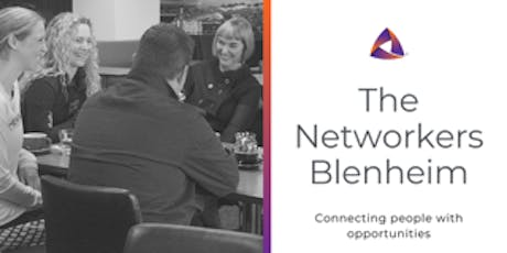 Blenheim Business Networking tickets