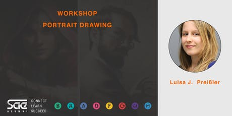 Portrait Drawing mit Luisa J. Preißler Tickets
