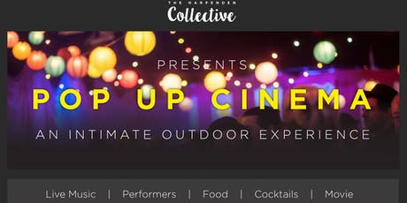 Pop Up Outdoor Cinema: Moulin Rouge tickets