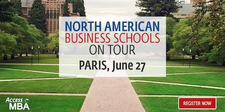 Salon des meilleurs MBA à Paris billets