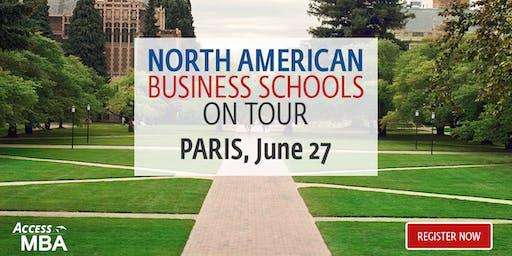 Salon des meilleurs MBA à Paris