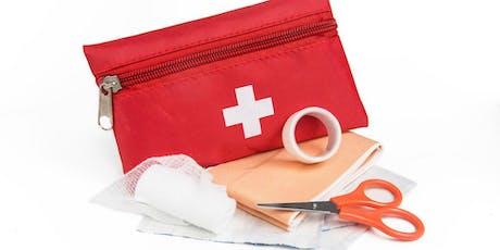 Emergency First Aid at Work - Training - Arran tickets