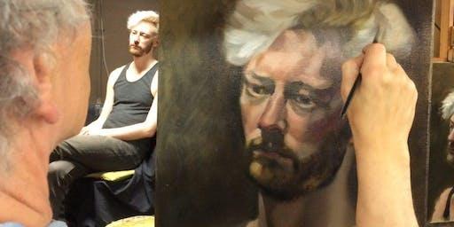 Alla Prima Portrait Course