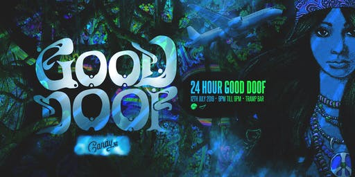 Tramp & Candy Present: The 24 Hour Good Doof