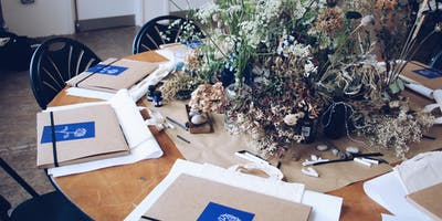 Botanical Drawing workshop with Ink - Wembley Park - no experience needed