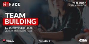 Team Building | FinHACK