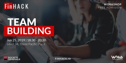 Team Building | FinHACK