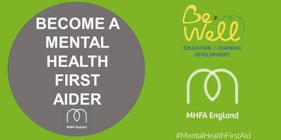 ***** Mental Health First Aid Two Day
