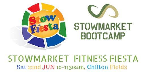 Stowmarket Fitness Fiesta