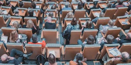 Assemblée Générale de la RICS en France billets
